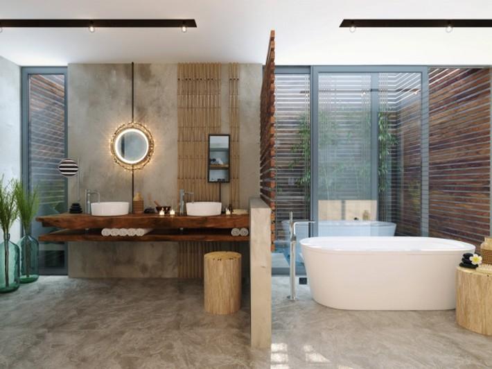 luxury bathrooms by maison valentina Luxury Bathrooms 5 Luxury Bathrooms In High Detail marble flooring yev