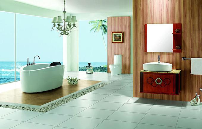 2016 luxury trend: eco friendly bathrooms Bathrooms 2016