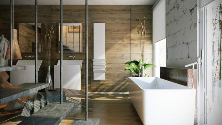 luxury bathrooms by maison valentina Luxury Bathrooms 5 Luxury Bathrooms In High Detail stairwell