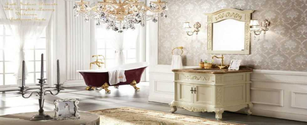 Get inspired with amazing victorian style for bathroom for Bathroom design ideas 2015