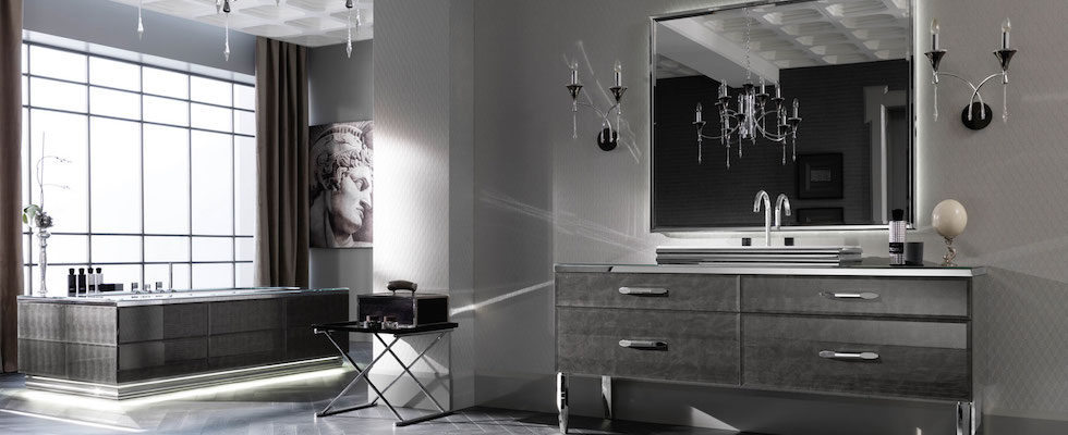 7 luxury bathroom ideas for 2016 for Ensuite designs 2016