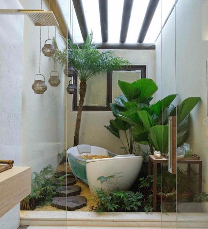 garden bathroom ideas 7 luxury bathroom ideas for 2016 11854