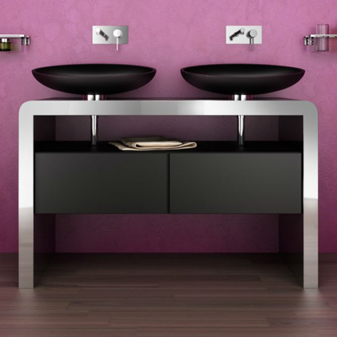 Top 10 bathroom cabinets for luxurious bathrooms - Maison Valentina luxury bathrooms Top 10 bathroom cabinets for luxury bathrooms CENTOTTANTA