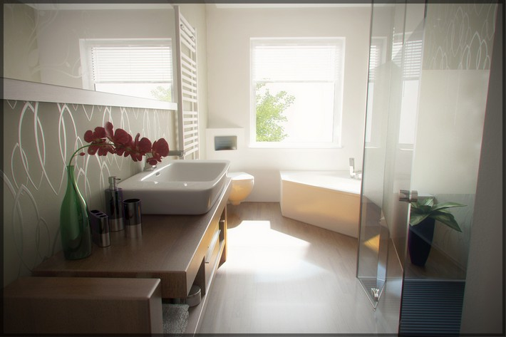 Contemporary-Bathroom-by-Phanox  Luxury and Artistic Bathrooms to die for Contemporary Bathroom by Phanox