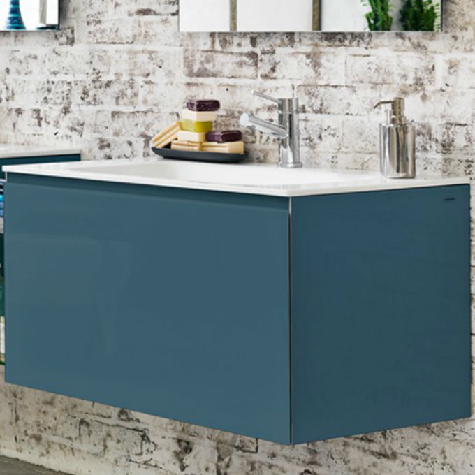Top 10 bathroom cabinets for luxurious bathrooms - Maison Valentina luxury bathrooms Top 10 bathroom cabinets for luxury bathrooms DOMINO COLOR