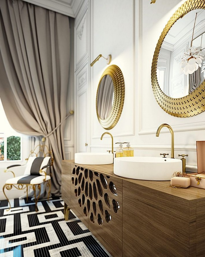 Maison Valentina Selection furniture  Favorite Pins of Maison Valentina: Bathroom Edition Maison Valentina Selection furniture