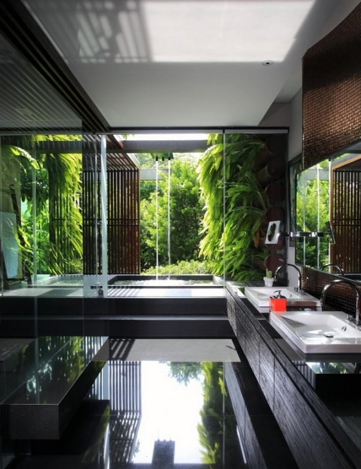 Massage-Faucet-600x779 modern bathrooms Sunlight Gorgeous and Modern Bathrooms Massage Faucet