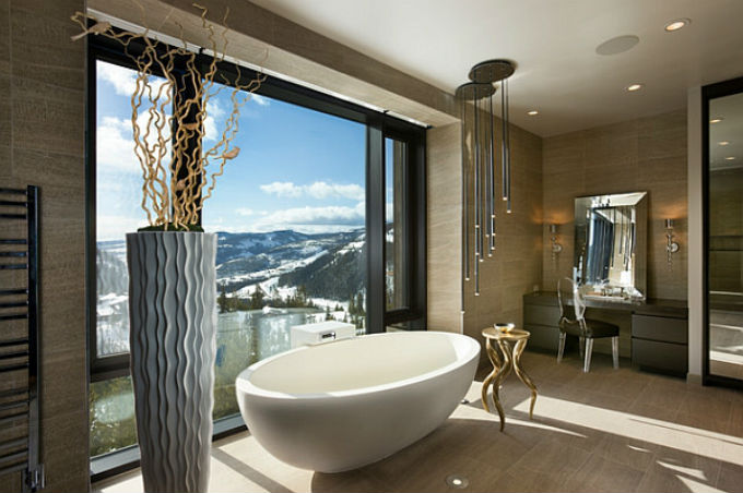 Perfect Bathtubs would you have in your bathrooms