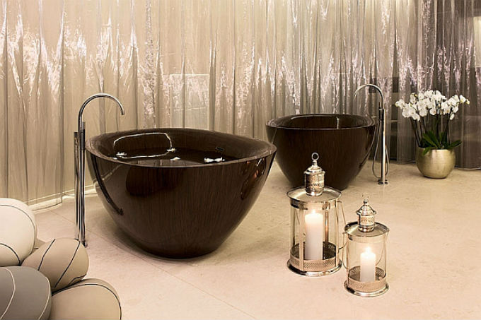 Perfect Bathtubs you would to have in your luxury bathrooms
