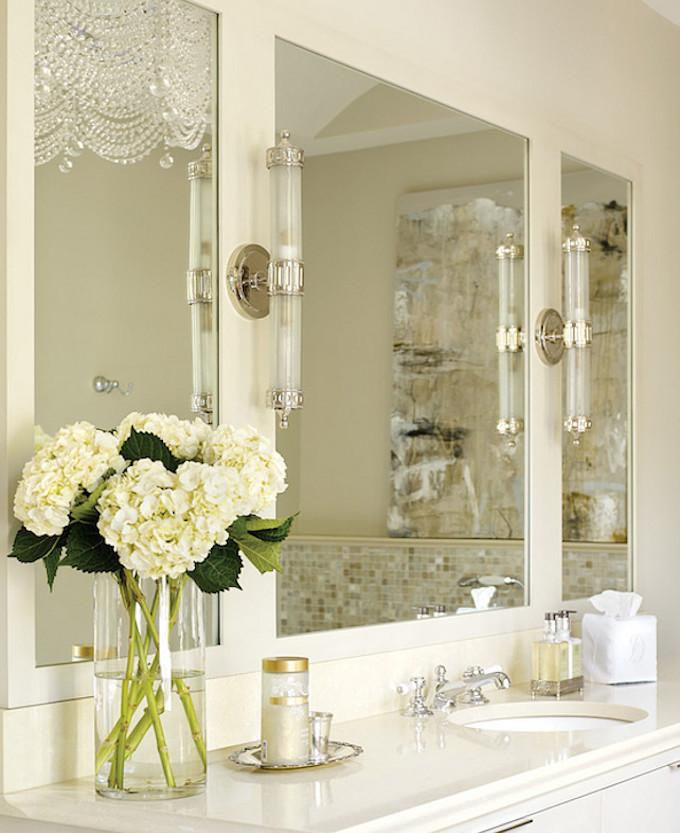 luxury bathrooms Delightfully feminine flower  Luxury Bathroom Delightfully Feminine luxury bathrooms Delightfully feminine Courtney Giles