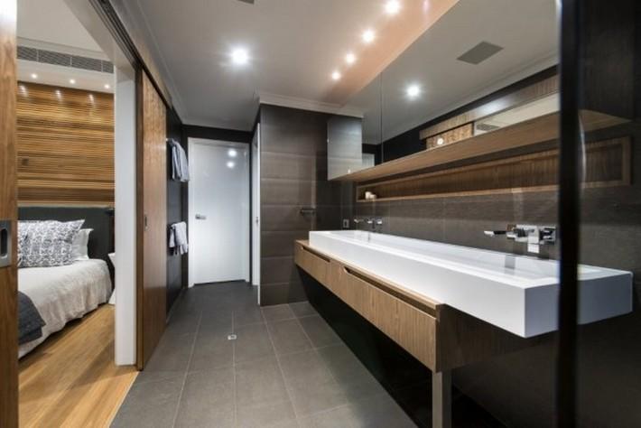 his turn: luxury bathroom design for men! | maison valentina blog