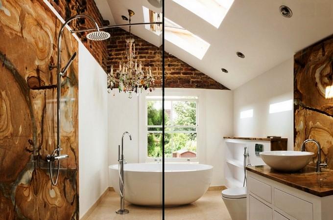 textures stylish bathroom 10 Steps to create a stylish bathroom textures