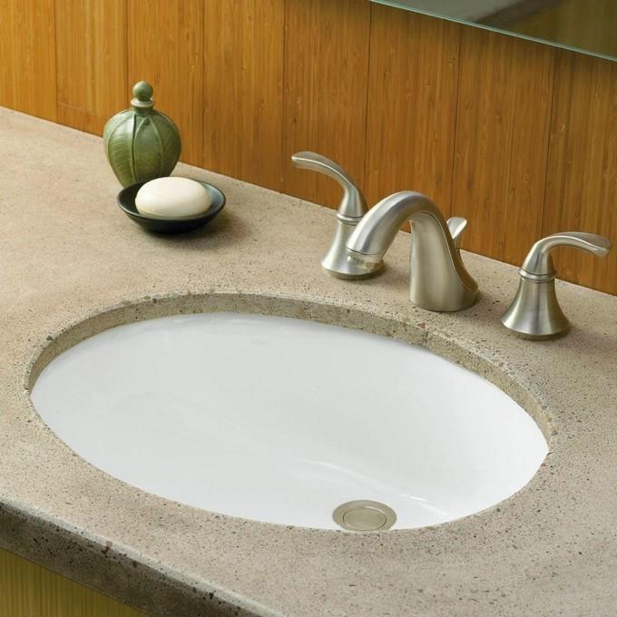 Как выбрать идеальные раковины для вашей роскошной ванной под раковиной