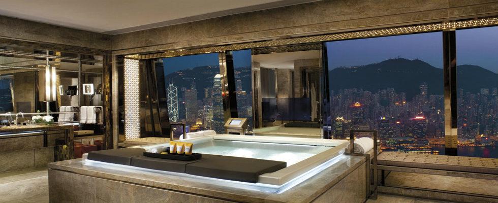Plus belle salle de bain du monde id es de design for Plus belle salle de bain du monde