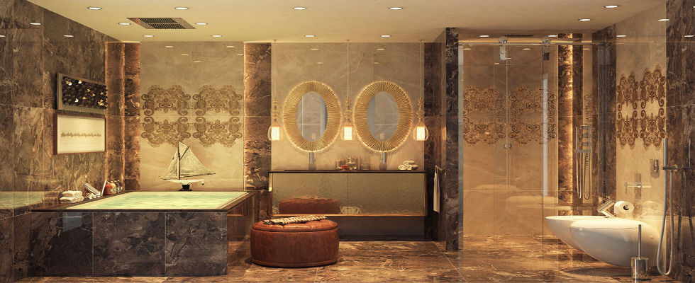 12 Luxurious Bathroom Design Ideas: Best Items For Your Luxury Bathrooms