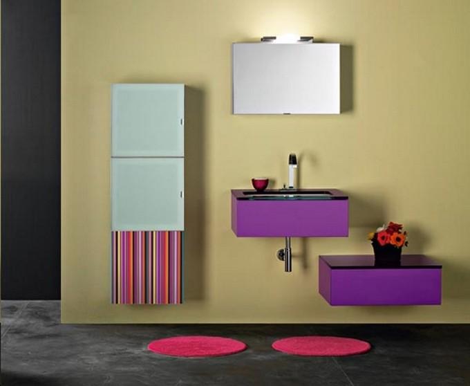 unconventional bathroom maison valentina modern bathroom Unconventional Modern Bathroom Vanity! 5