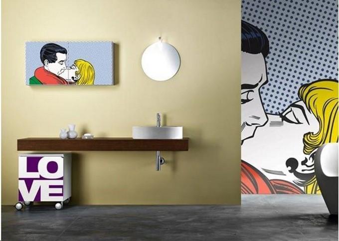 unconventional bathroom maison valentina modern bathroom Unconventional Modern Bathroom Vanity! 8
