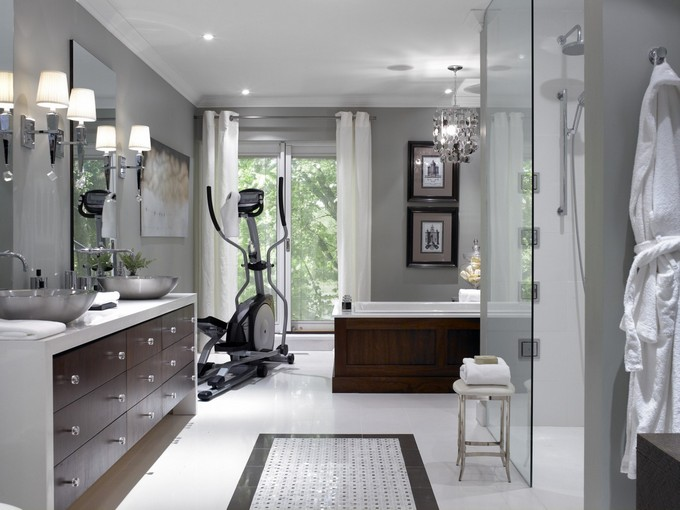Stupendous Bathroom Designers That You Will Love Their Projects Largest Home Design Picture Inspirations Pitcheantrous