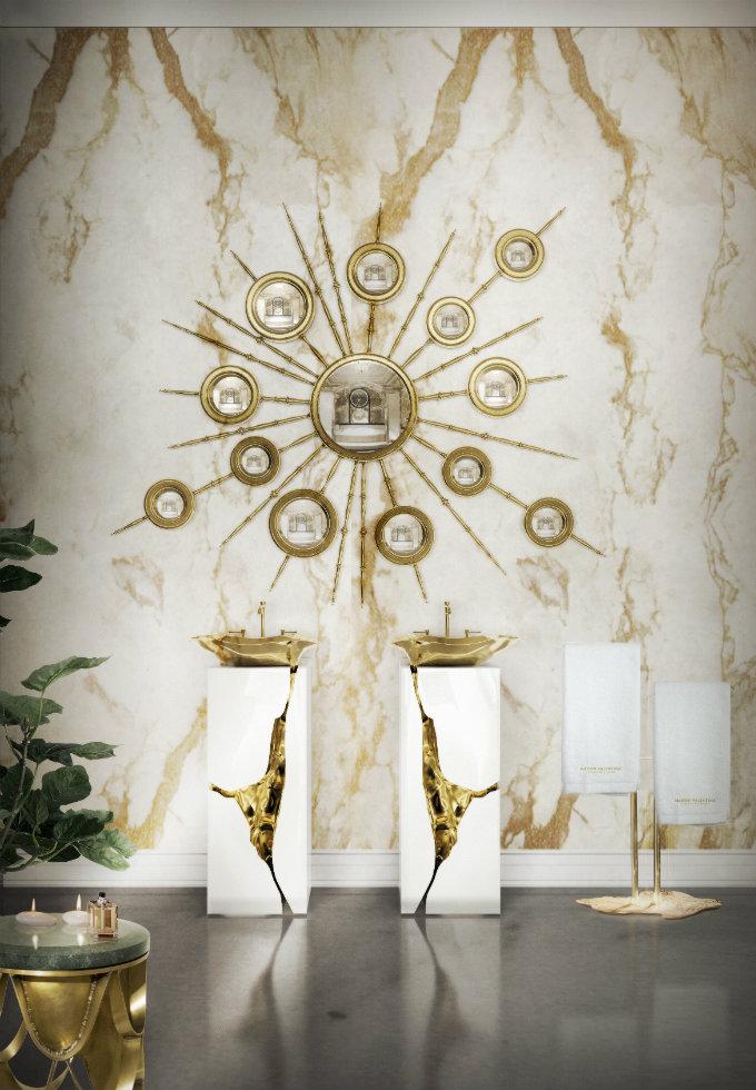 unconventional modern bathrooms modern bathroom Unconventional Modern Bathroom Vanity! lapiaz collection maison objet maison valentina22