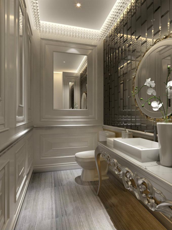 Small Bathroom Designs on Modern Small Bathroom Remodel  id=96710