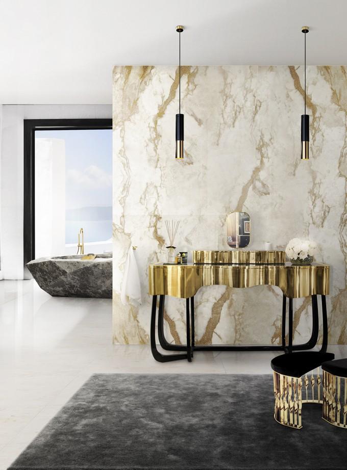 bathrooms by maison valentina  Maison Valentina: Luxury Bathrooms Ideas 11 sinuous dressing table mandy stool diamond bathtub maison valentina HR