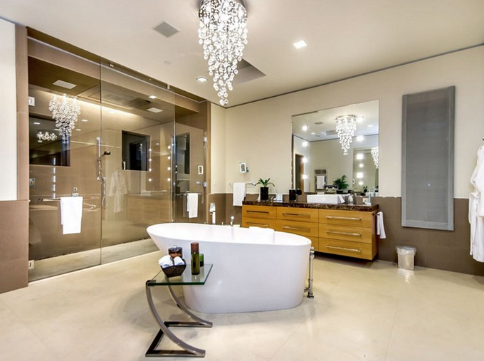 The Perfect Crystal Chandelier For Your Luxury Bathroom