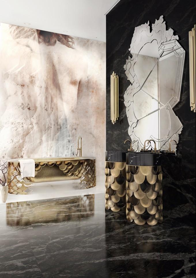 HOT BATHROOM TRENDS FOR 2016 MAISON VALENTINA bathroom design Unique and Unusual bathtubs for Bathroom Design HOT BATHROOM TRENDS FOR 2016 MAISON VALENTINA1