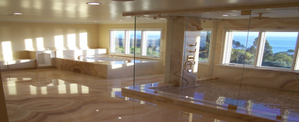 Luxury showers for luxury bathrooms for Bathroom designs lebanon