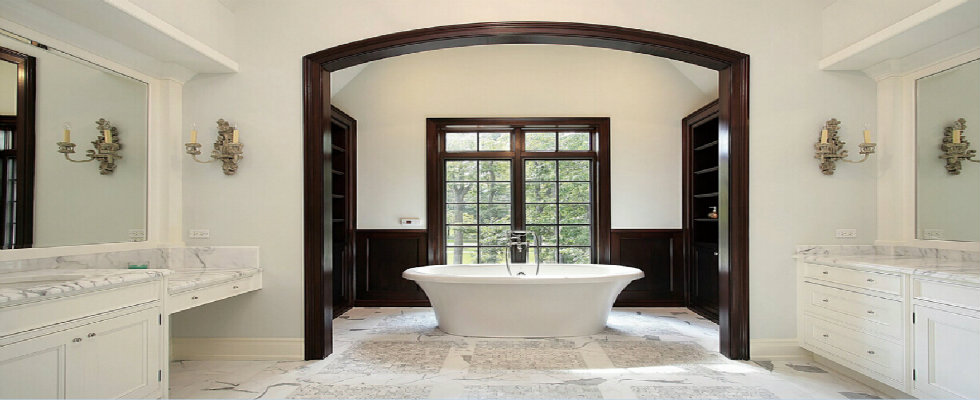 French Country Bathroom Decorating Ideas: Victorian Style Bathroom Design Ideas