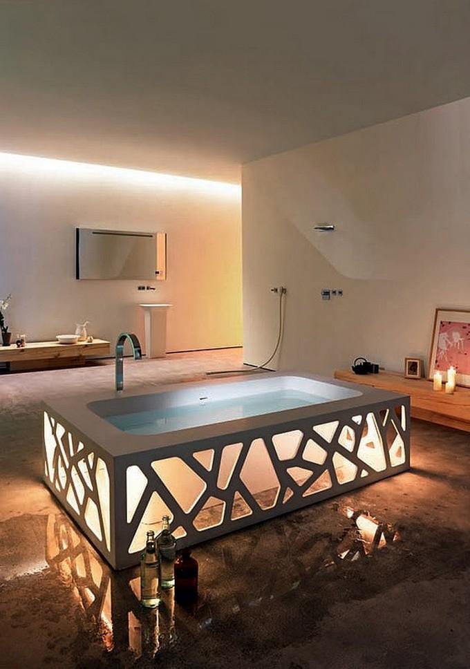bathtub luxury bathrooms bathroom design unique and unusual bathtubs