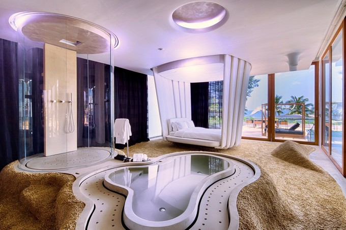 modern bedrooms with bathtubs or showers maison valentina luxury bathrooms8 bedrooms ideas 12 bedrooms ideas with - Bathrooms In Bedrooms