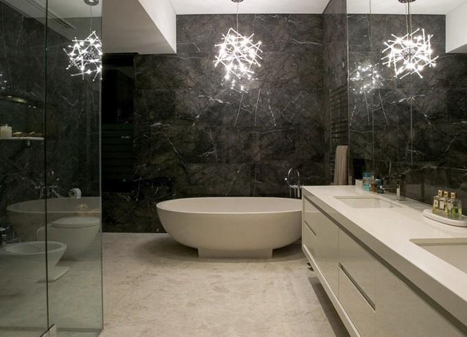 10 round bathtubs ideas - Maison originale bagnato architecte ...