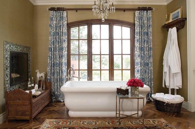 Bon Morocan Style Maison Valentina Moroccan Style Moroccan Style Bathroom Ideas  With Exotic Indulgence Drapes And Decor