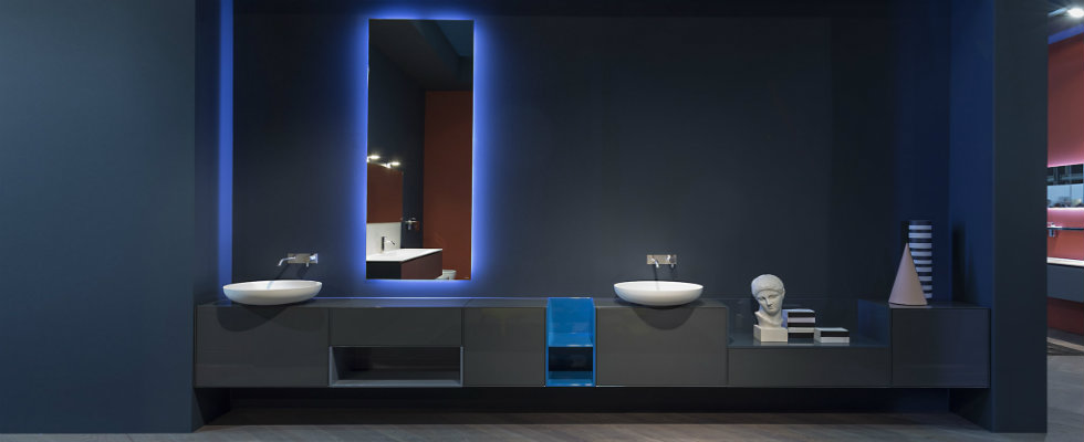 Top Bathroom Exhibitors at Salone del Mobile 2016