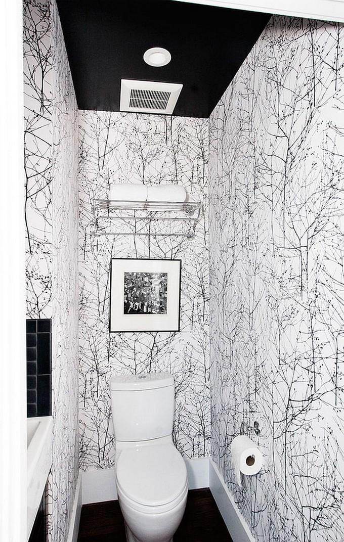 Bathroom Wallpaper Ideas Maison Valentina Luxury Bathrooms5 Modern Gorgeous For Your
