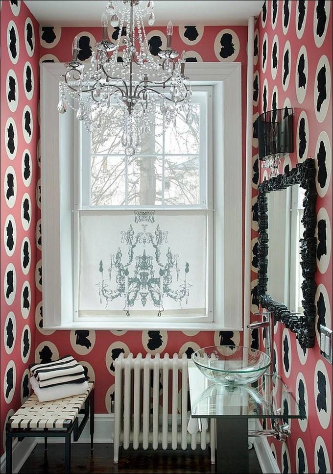 Bathroom Wallpaper Ideas Maison Valentina Luxury Bathrooms2 Modern Gorgeous For Your