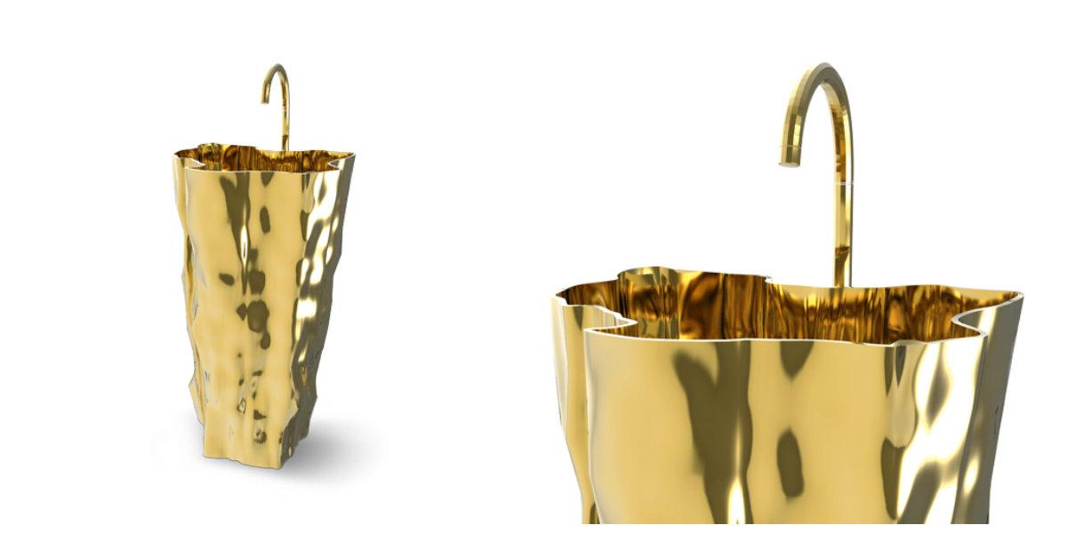 eden freestanding freestanding washbasins Stunning Freestanding Washbasins by Maison Valentina eden freestanding