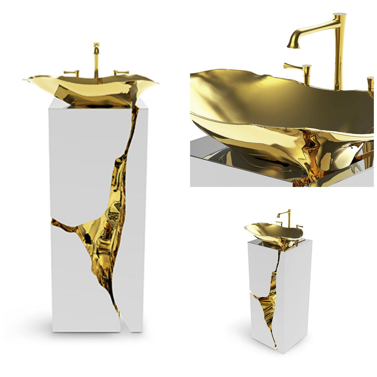 Stunning Freestanding Washbasins by Maison Valentina freestanding washbasins Stunning Freestanding Washbasins by Maison Valentina lapiaz freestanding