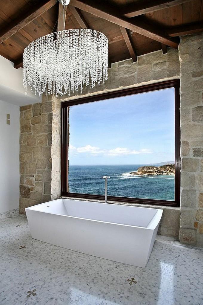 20 modern bathrooms with luxury ocean views - Luxury bathroom designs to inspire you ...