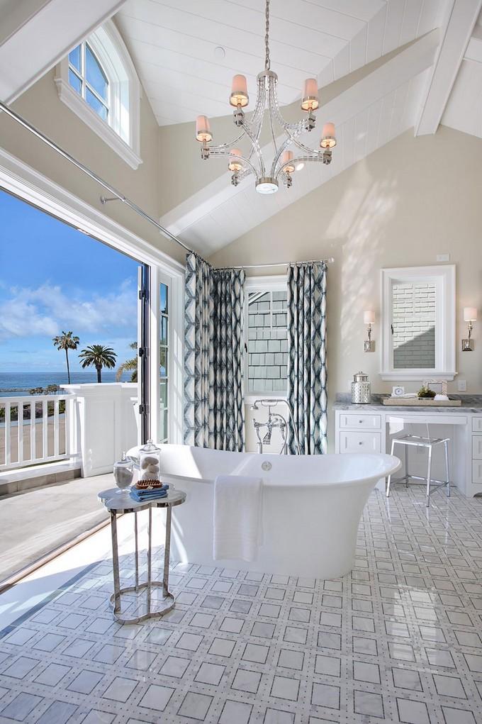 20 Modern Bathrooms with Luxury Ocean Views