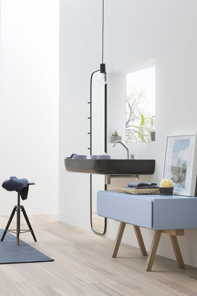 Modern Bathroom Design By Monica Graffeo For Rexa Design