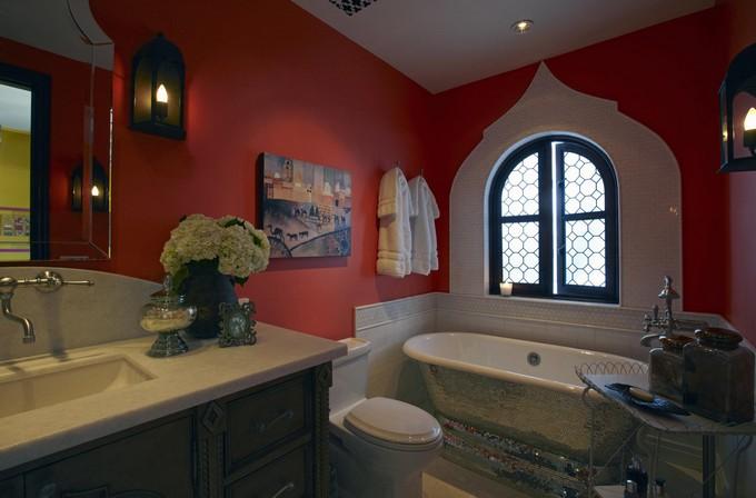 Moroccan Luxury Bathroom Maison Valentina Moroccan Style Moroccan Style  Bathroom Ideas With Exotic Indulgence Moroccan Luxury