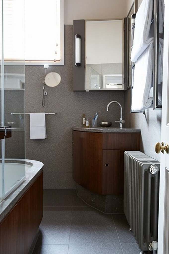16 Small Bathrooms Design Solutions on Modern:5O8Dgixth9O= Small Bathroom Design  id=80314