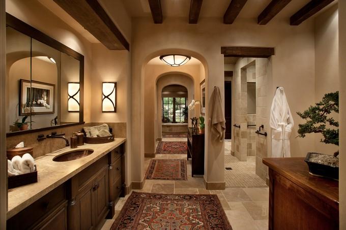 Bathroom Designs | 15 Astonishing Mediterranean Bathroom Designs