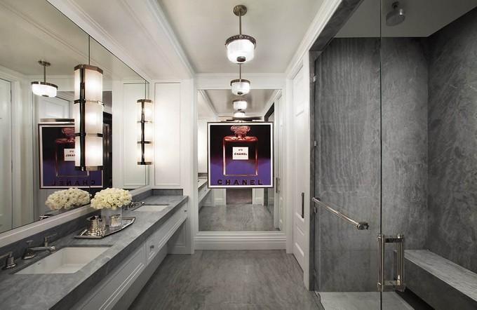 art deco bathrooms maison valentina luxury bathrooms3 art deco bathrooms Splendid Art Deco Bathrooms Ideas art