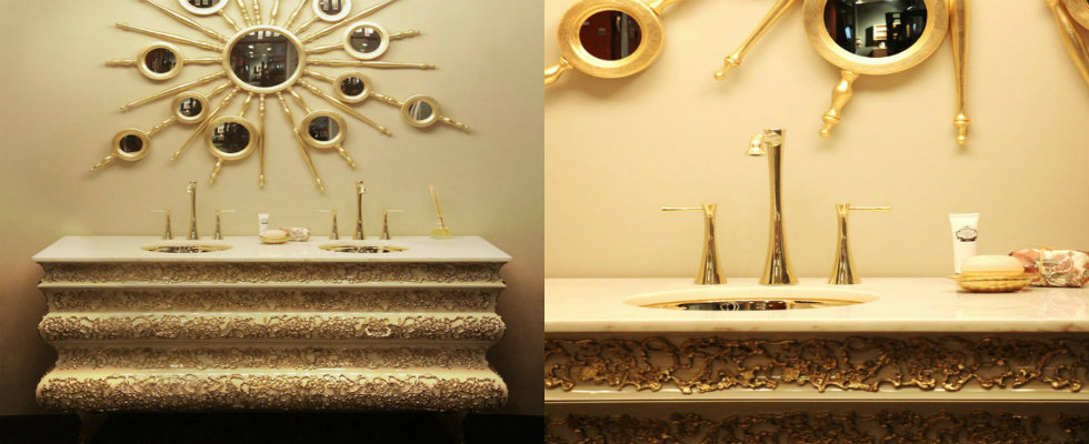 dfd luxury bathroom New Pieces by Maison Valentina for a Luxury Bathroom collage2