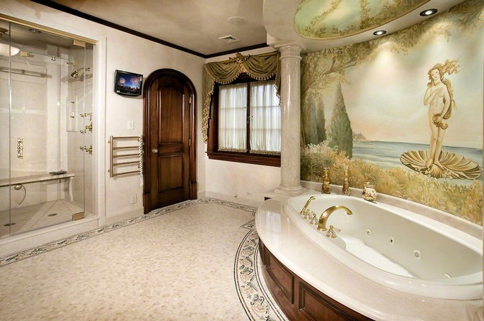 PSO_090415_0170 mediterranean bathroom 15 Astonishing Mediterranean Bathroom Designs freski v interere izyskannyy vid i respektabelnost foto6
