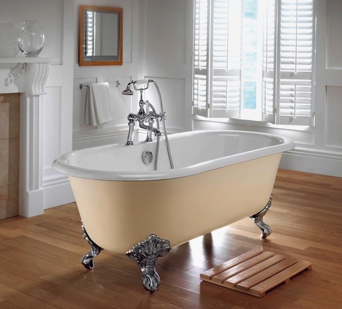 Graceful and elegant Clawfoot Bathtubs Ideas