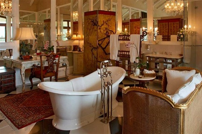 Stunning hotel bathrooms that you 39 ll love for Stunning hotels