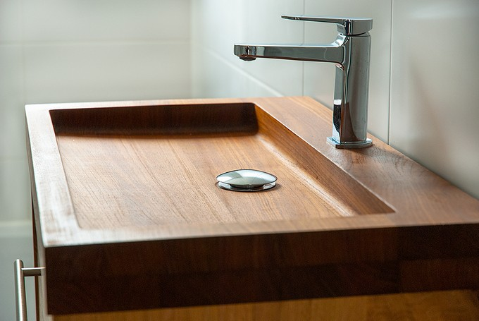 wood bathroom sink fascinating wooden bathroom sinks to create a classic style 15206